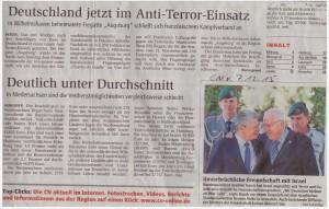 Bundeswehr gegen ISIS